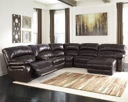 leather sectional living room furniture. Best Brown Leather Sectional With Chaise Power Reclining Living Room Furniture W