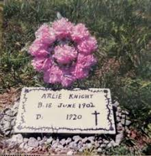 Arlie Knight (1901-1920) - Find A Grave Memorial
