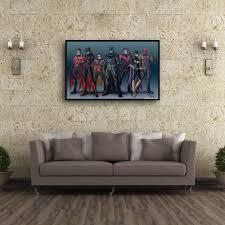 Sr A2773 Batman Justice League Hd Leinwand Home Decoration Wohnzimmer Schlafzimmer Wandbilder Malerei