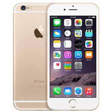 Refurbished Apple Iphone 6 16gb Gold Unlocked Gsm Walmart Com