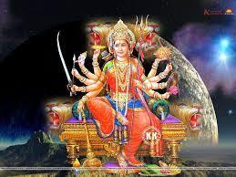 3D God Wallpapers Of Hindu Durga Maa ...