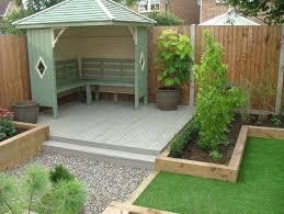 small backyard landscaping