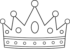 Small Picture Royal Crown Coloring Page Free Clip Art
