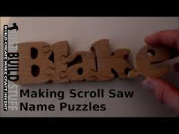 printable scroll saw patterns for beginners. how i make scroll saw name puzzle patterns printable for beginners