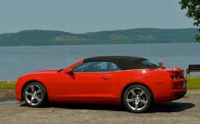 2011 Chevrolet Camaro SS Convertible - Driven - Automobile Magazine