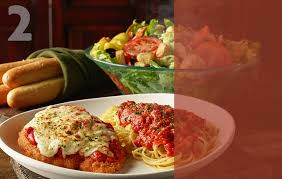 choose one italian entrée from our traditional favorites and pastas