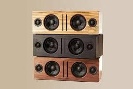 Diy Bluetooth Speaker Design Handsomely Designed Wooden Tech Gear Diy Bluetooth Speaker