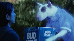 Bud Light Dog Driving Commercial Dead Dogs And Border Walls Dominate 2017s Politically