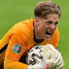 Jordan Pickford, England's ultimate tournament animal, has come to play |  England