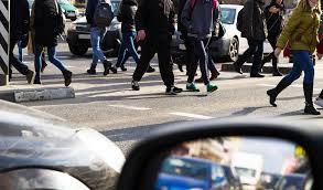 Image result for pedestrian negligence
