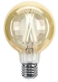 Купить умная <b>лампа HIPER IoT G95</b> Filament Vintage (Amber) в ...