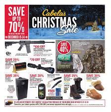 cabela s christmas flyer dec th dec th guns ammo view large image