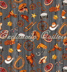 Horse Fabric EQ Wild Wild West cowboy equipment 5125 | Fabric ... & Horse Fabric EQ Wild Wild West cowboy equipment 5125 Adamdwight.com