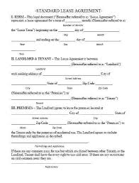 house rental agreement sample lease agreement template pdf