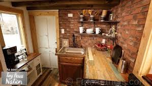 stone veneer kitchen backsplash. Brick Is A Popular Choice For Farmhouse And Industrial Style Homes, But Unless The Stone Veneer Kitchen Backsplash