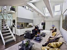 Echo Designer Loft Apartments Attractive Loft Apartment Design Kitchen And Contemporary
