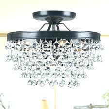 semi flush mount chandelier flush mount mini chandeliers flush mount chandeliers 5 light antique bronze glass