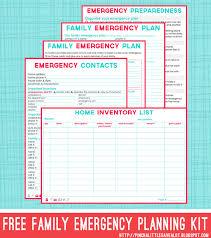 Free Family Emergency Planning Kit Year Zero Survival Premium