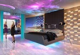 The Beds In Future Bedrooms Will Actually Help Maximise Sleep Cycles By  Monitoring Sleep Patterns,
