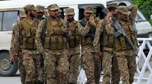 Pakistan Army Organization Chart Pakistan Election 2018 The Pollitics Of Pak Army