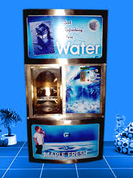 Commercial Water Vending Machine Impressive Coin Water Vending Machine Commercial Coin Operated Water Vending