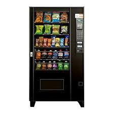 Vending Machine Combo Classy AMS 48 Combo Refurbished 48 Selection Snack Soda Combo Vending