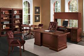 hon desk and credenza new office furniture
