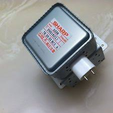 sharp microwave parts. sharp magnetron 2m216j(l) replacement parts for microwave oven , slf5 0