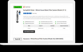 Best Whole House Water Filter System Guide Water Filter Review