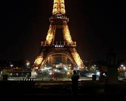 The eiffel tower is the tallest and most known structure in paris, france. Eiffel Tower Says Merci To Health Workers On The Front Lines Of Covid 19 Fight The Star