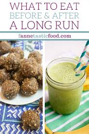 read on for nutrition q a and some of my best recipes for before and after a long run