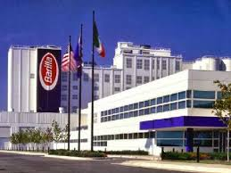 aksarbent  barilla factory ames ia the company has another in avon ny