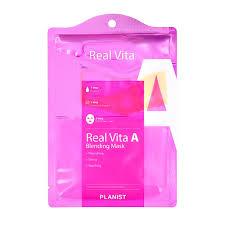 <b>Маска для лица</b> `PLANIST` REAL VITA <b>3</b>-х компонентная с ...