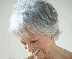 Coiffure Femme 60 Ans Cheveux Gris