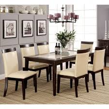 alluring marble dining room set 7 brilliant ideas of table sets on intended for decorations dazzling marble dining room set