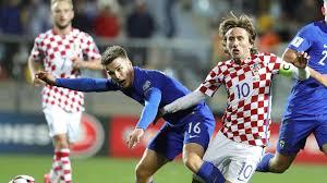 Resultado de imagen de Ucrania 0-2 Croacia