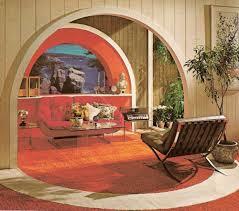 1970s interior design. Above: 1970s Decor Features \u2014 Bring Nature Inside Your Home Interior Design