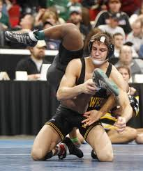 Frayer Wrestling Caldwell Talks About Leaving Wisconsin To Wrestle At Uni Wrestling