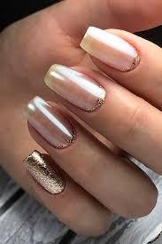 wedding nails cute nail design ideas for stylish brides see more weddingforwar
