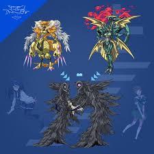 Meicoomon Evolution Chart About Digimon Adventure Tri Symbiosis