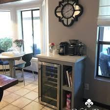 Furniture Elegant Wine Cooler Cabinet For Your Interior Design