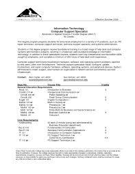 Entry Level Network Engineer Resume Download Junior Network