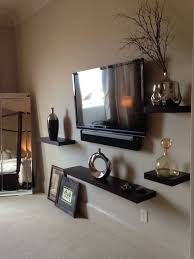 tv wall mount ideas hide wires