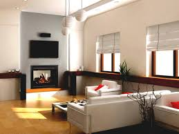 Small Living Room Decorating With Fireplace Modern Electric Fireplace Designs Decorations Modern Recessed