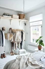 no closet in bedroom small bedroom no closet bedroom clothes without closet use on the