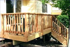 Deck Railings Ideas Styledbyjames Simple Deck Railing Ideas
