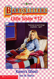 Karen S Ghost The Baby Sitters Club Wiki Fandom Powered By Wikia
