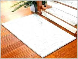rubber backed runners rubber back rugs washable for kitchen rubber back rugs backed carpet runners rubber