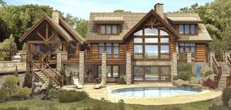 log home designers. log home designs st claire ii homes cabins and floor plans exterior designers