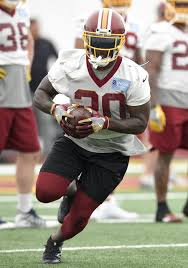 Adrian Peterson Depth Chart Peterson Signs Kelley Is Still Redskins Top Running Back
